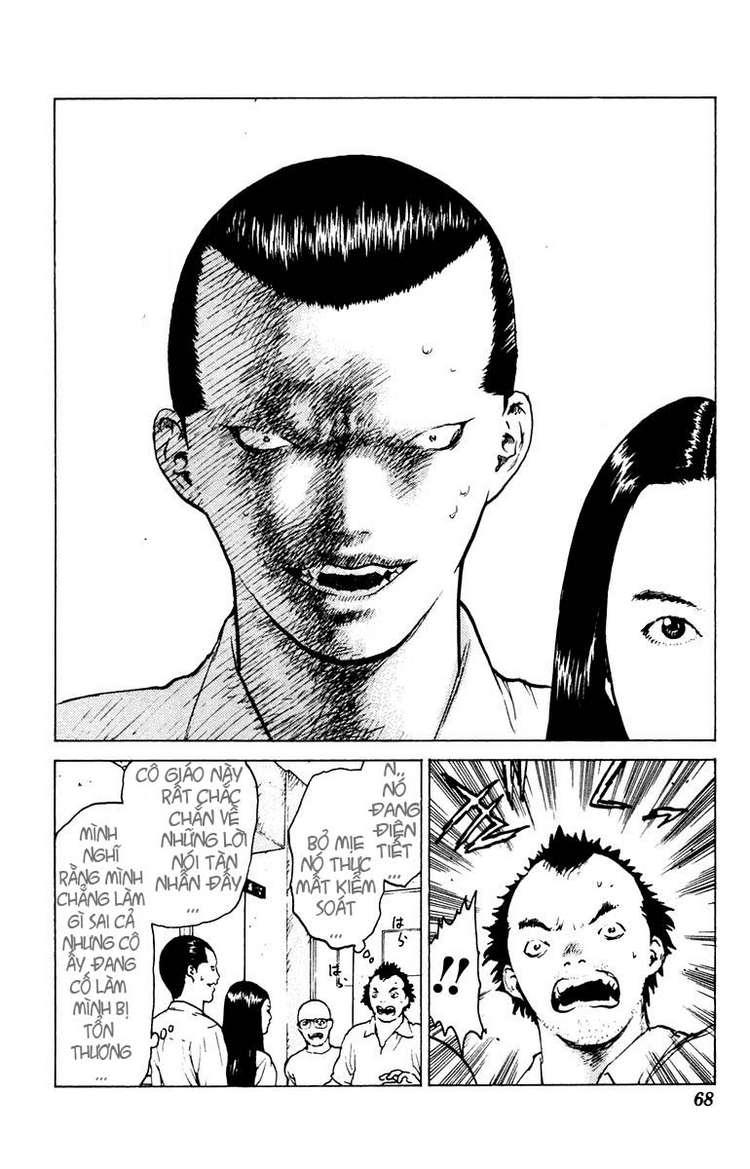 Angel Densetsu chap 43 - Trang 29