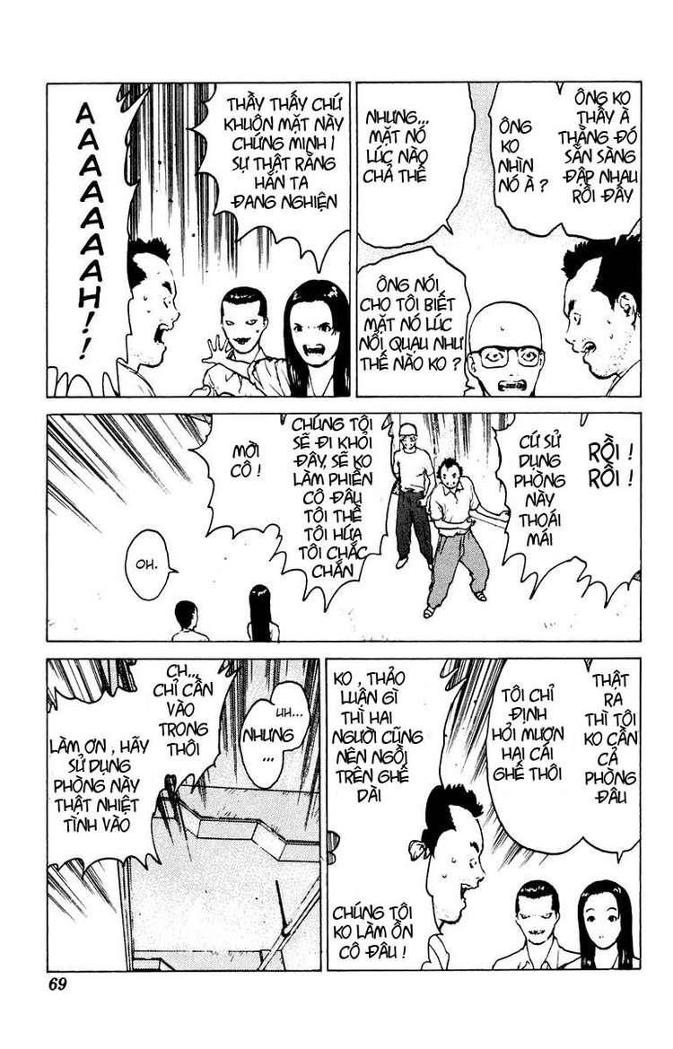 Angel Densetsu chap 43 - Trang 30