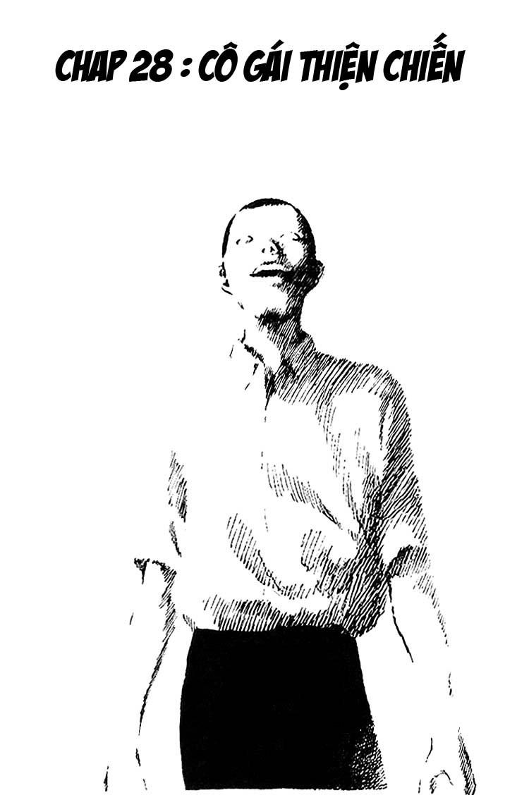 Angel Densetsu chap 28 - Trang 1