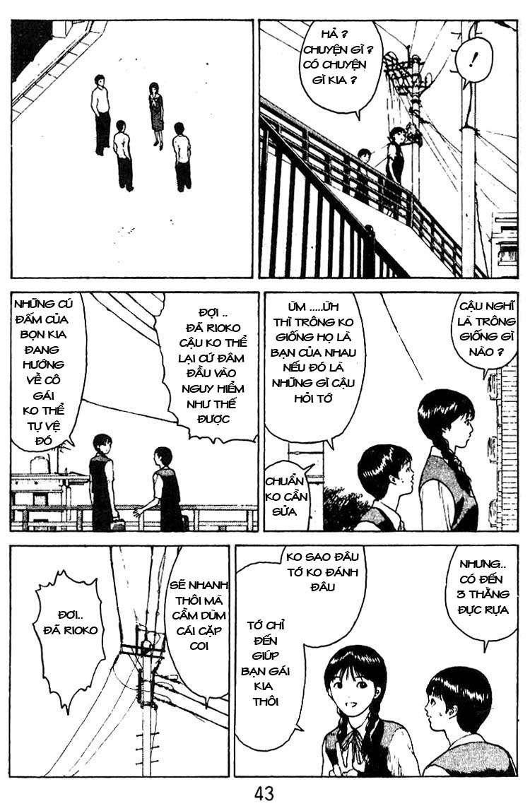 Angel Densetsu chap 28 - Trang 5