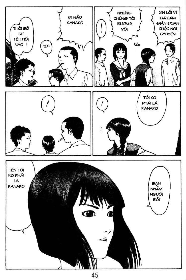 Angel Densetsu chap 28 - Trang 7
