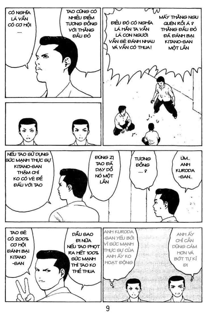 Angel Densetsu chap 27 - Trang 3