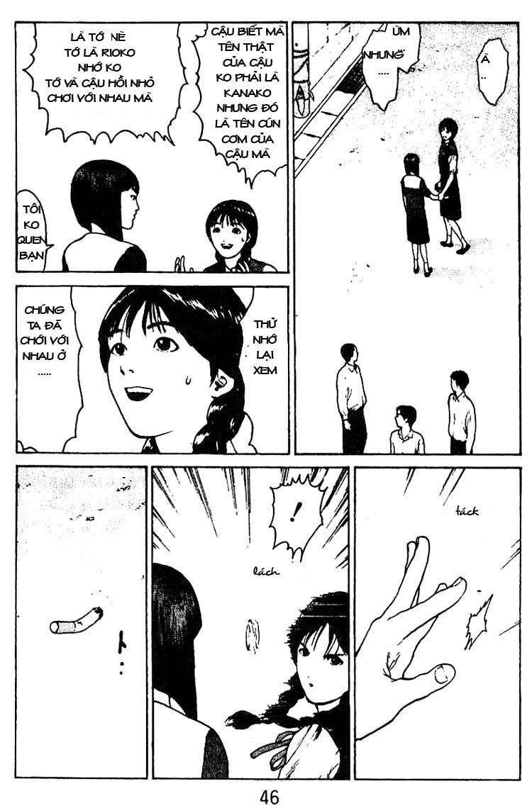 Angel Densetsu chap 28 - Trang 8