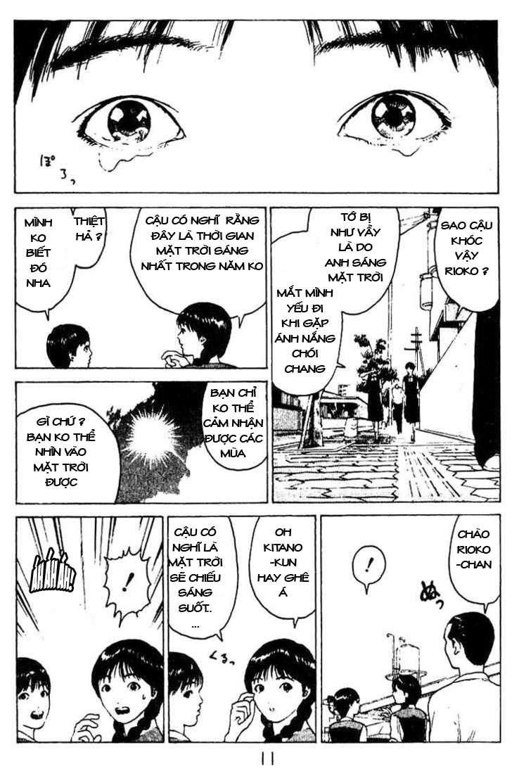 Angel Densetsu chap 27 - Trang 5