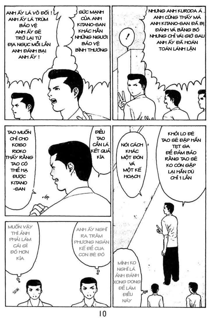 Angel Densetsu chap 27 - Trang 4