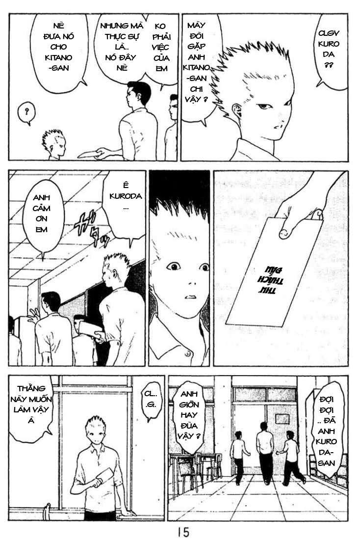 Angel Densetsu chap 27 - Trang 9