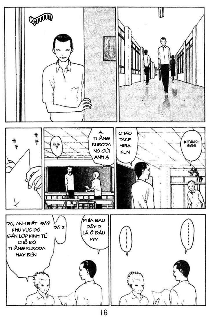 Angel Densetsu chap 27 - Trang 10