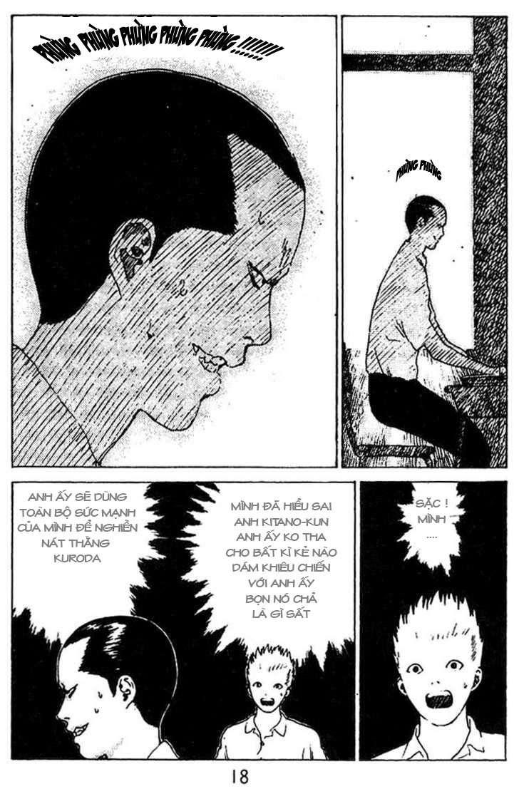 Angel Densetsu chap 27 - Trang 12