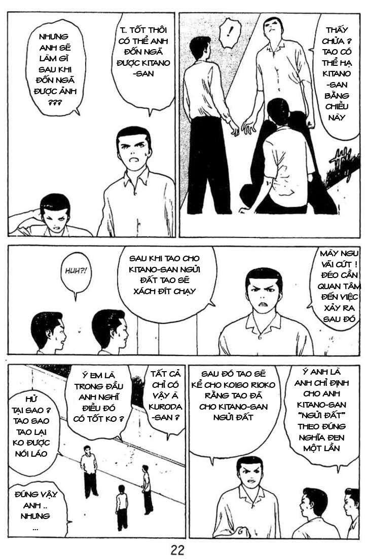 Angel Densetsu chap 27 - Trang 16