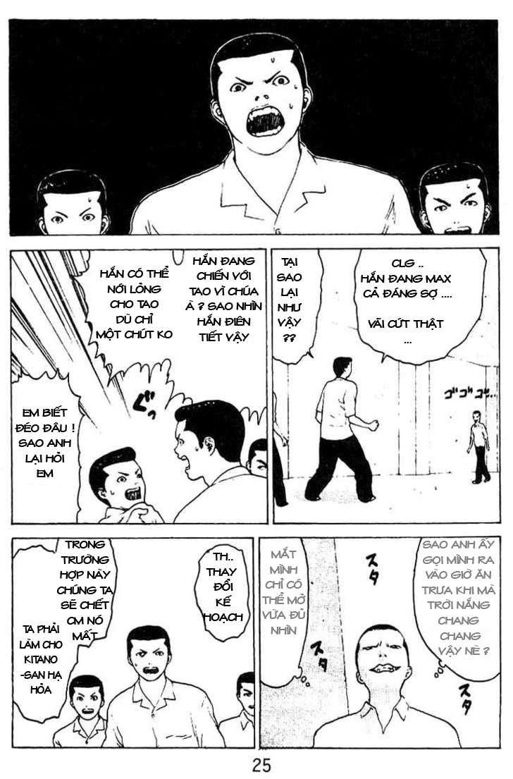 Angel Densetsu chap 27 - Trang 19