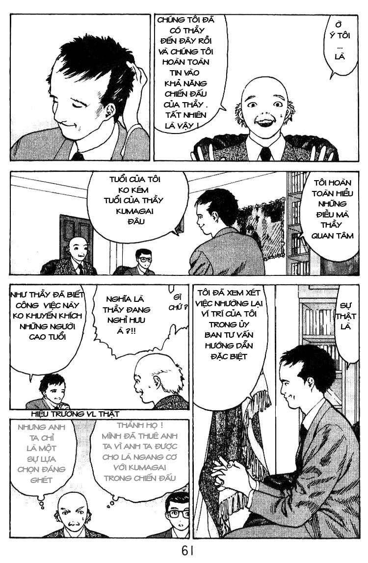 Angel Densetsu chap 28 - Trang 23