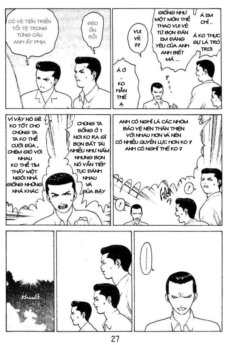 Angel Densetsu chap 27 - Trang 21