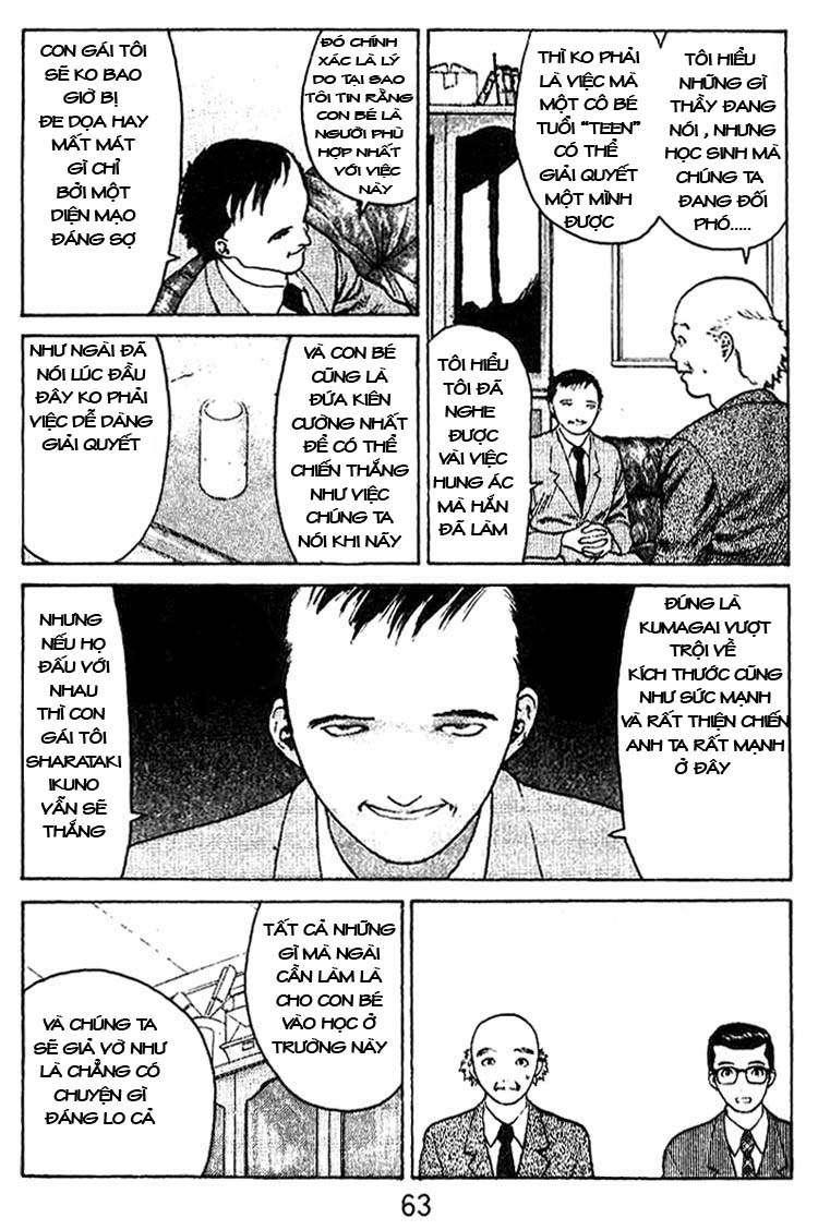 Angel Densetsu chap 28 - Trang 25