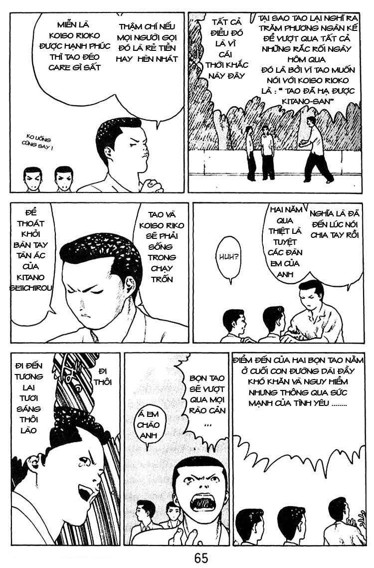 Angel Densetsu chap 28 - Trang 27