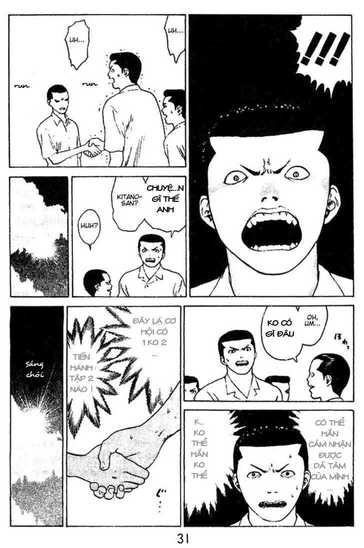 Angel Densetsu chap 27 - Trang 25