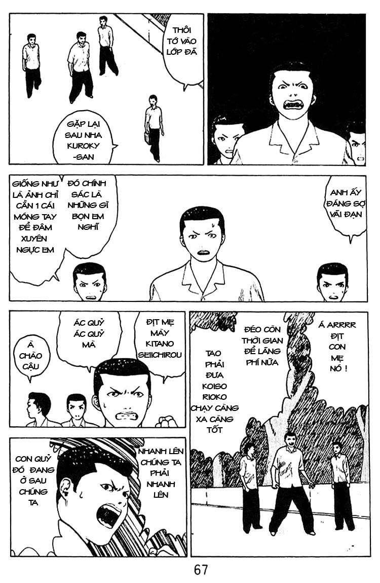 Angel Densetsu chap 28 - Trang 29