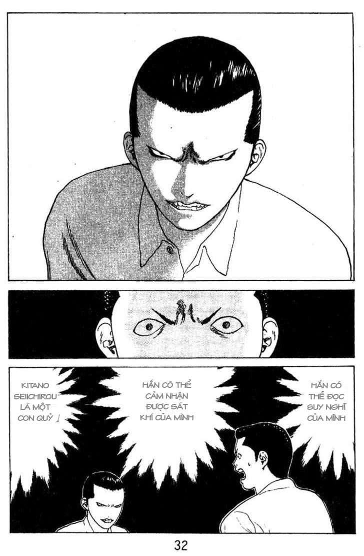 Angel Densetsu chap 27 - Trang 26