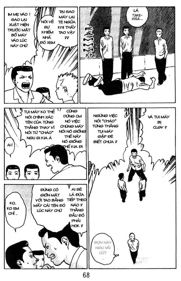 Angel Densetsu chap 28 - Trang 30