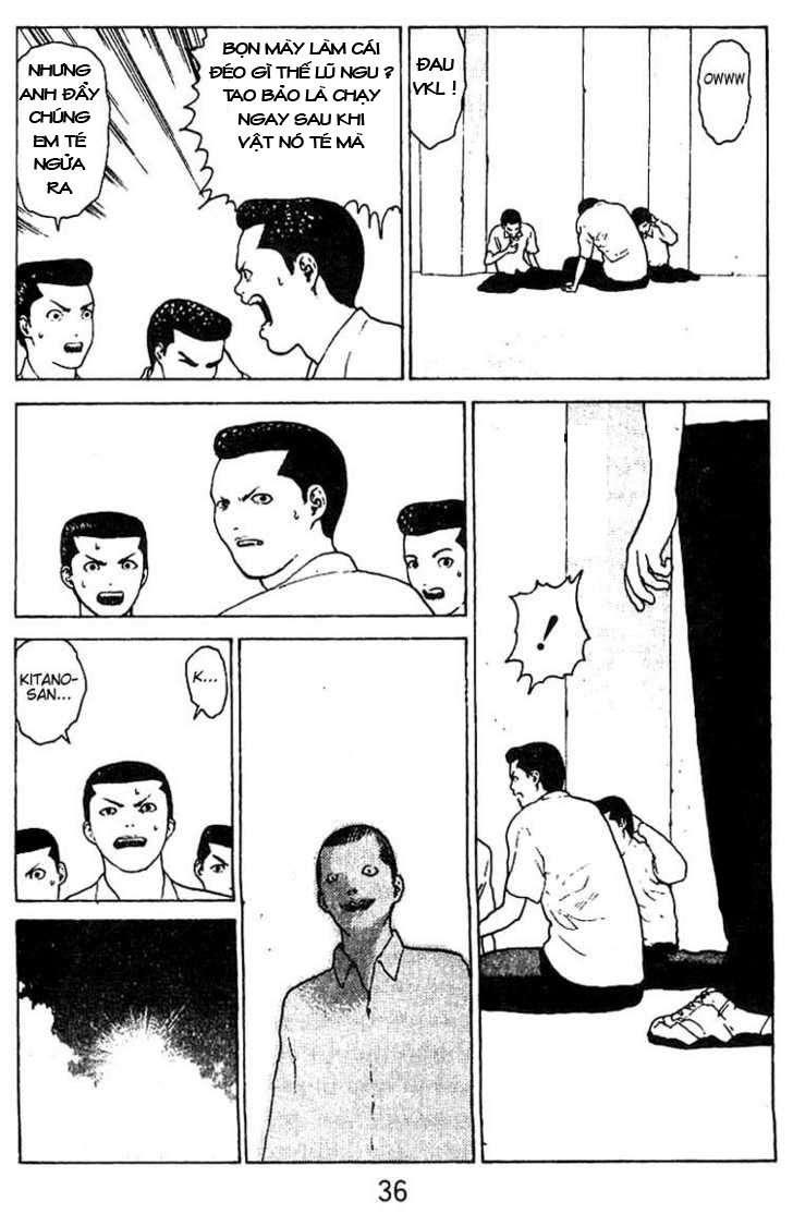 Angel Densetsu chap 27 - Trang 30