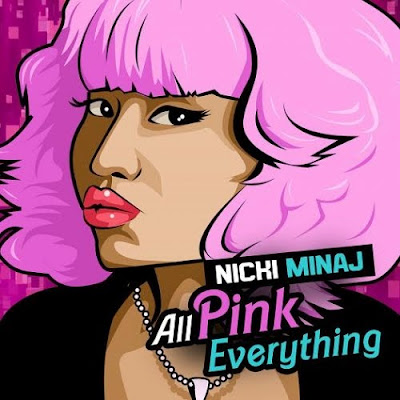 nicki minaj super bass album artwork. Nicki Minaj Super Bass
