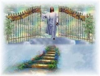 Jézus a kapu