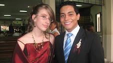 Rebeca  y Diego