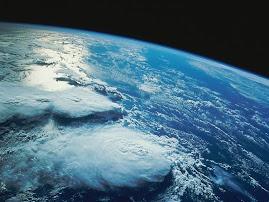 La Tierra desde el espacio exterior