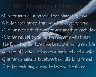 Love and Marriage.. . - Wellsphere