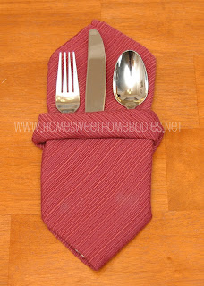 crafts for banquet: napkin folding