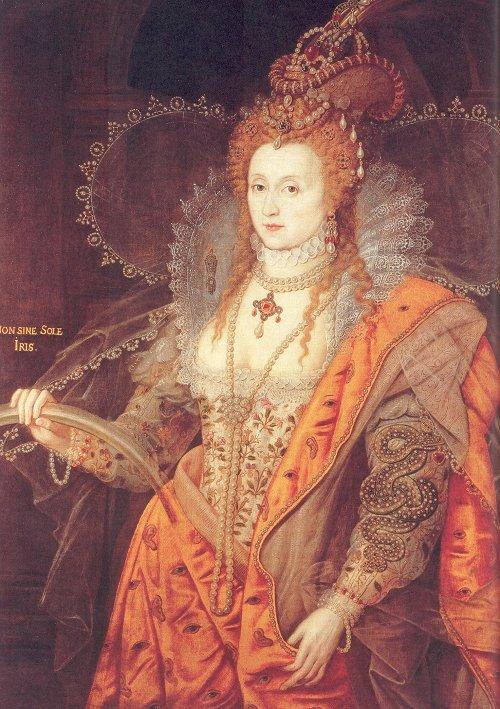 queen elizabeth i portrait. portrait of Elizabeth I,