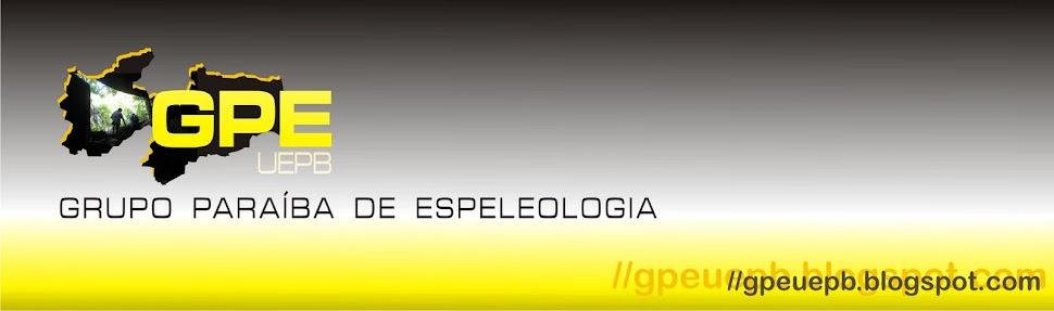 Grupo Paraíba de Espeleologia - UEPB