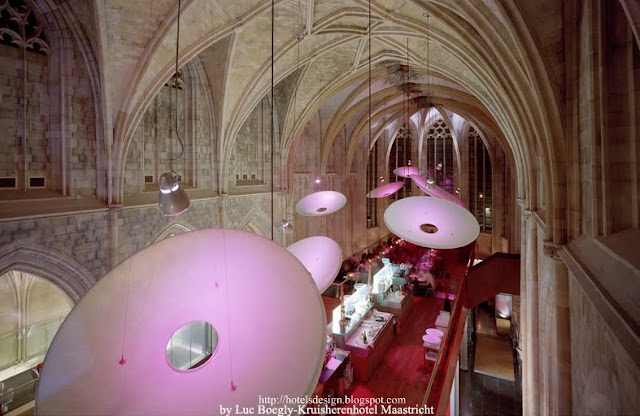 KRUISHERENHOTEL_15_Les plus beaux HOTELS DESIGN du monde