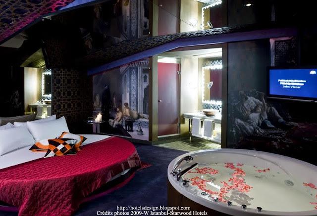 W Istanbul_15_Les plus beaux HOTELS DESIGN du monde