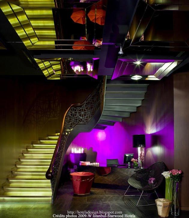 W Istanbul_4_Les plus beaux HOTELS DESIGN du monde