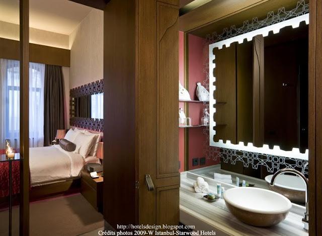 W Istanbul_10_Les plus beaux HOTELS DESIGN du monde