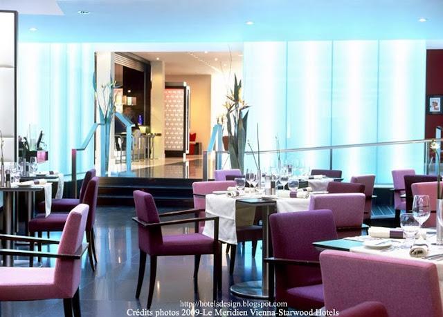 Le Meridien Vienne_4_Les plus beaux HOTELS DESIGN du monde