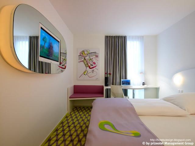 Prizeotel_Karim Rashid_10_Les plus beaux HOTELS DESIGN du monde