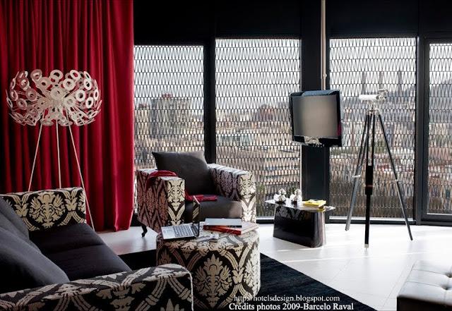 Barcelo Raval_10_Les plus beaux HOTELS DESIGN du monde