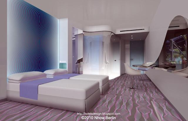 nhow Berlin_Karim Rashid_16_Les plus beaux HOTELS DESIGN du monde