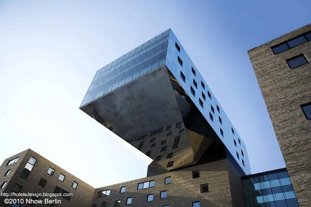Les plus beaux hotels design du monde h tel nhow berlin for Design hotel berlin