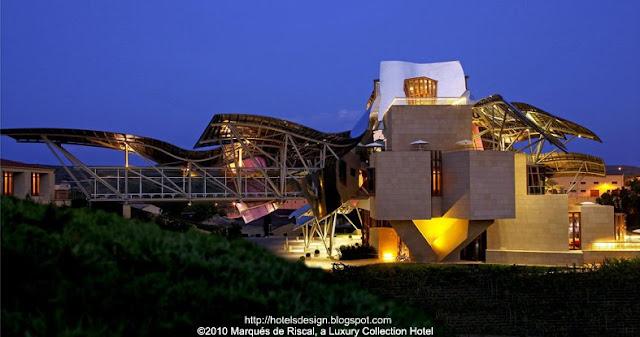 Marqués de Riscal_Frank Gehry_5_Les plus beaux HOTELS DESIGN du monde