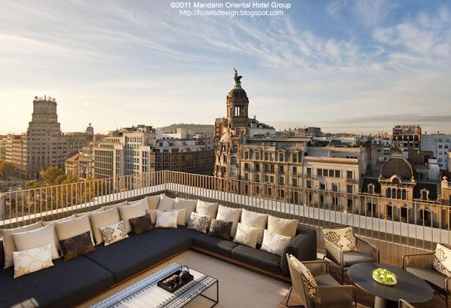 Mandarin Oriental Barcelone_12_Les plus beaux HOTELS DESIGN du monde