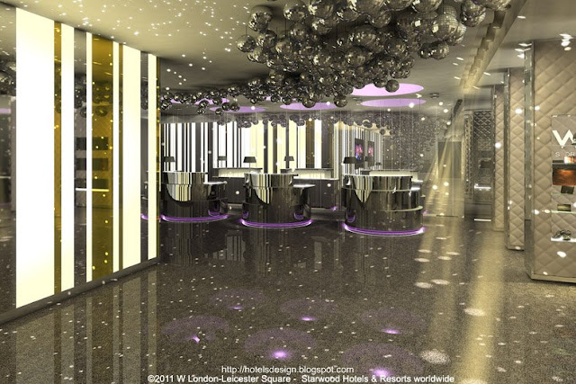 W London_Jestico+Whiles_2_Les plus beaux HOTELS DESIGN du monde