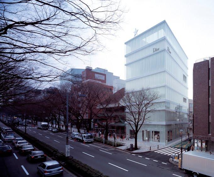 SANAA gana premio Pritzker 2010, Kazuyo Sejima y Ryue Nishizawa