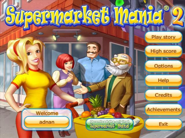 Ключ к игре Супермаркет мания 2. Скачать бесплатно полную версию игры Супер