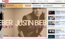 Justin Bieber YouTube