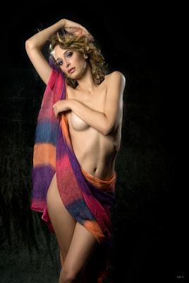 Azafata Atrevida y Sensual 3