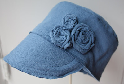 creative guest: t-shirt hat tutorial by at second street