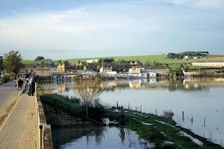 Inundaciones en El Portal