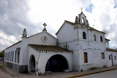 'Escuelas José Antonio'. (La Barca de la Florida)